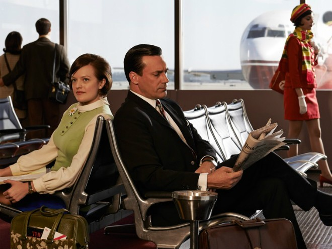 Temporada final de Mad Men arranca el 13 de abril