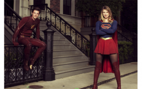 El 'crossover' musical de 'The Flash' y 'Supergirl' se estrenará en marzo